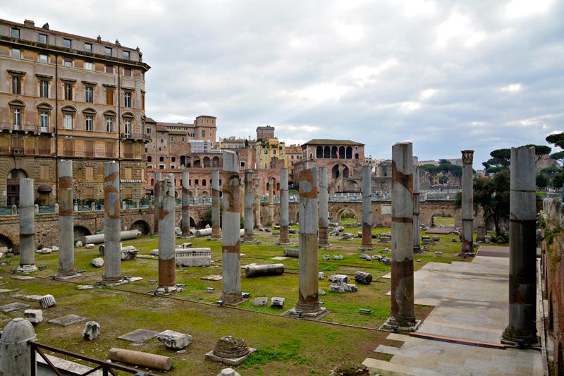 Foro di Augusto, Roma, Italia, Dicas de viagem para Roma