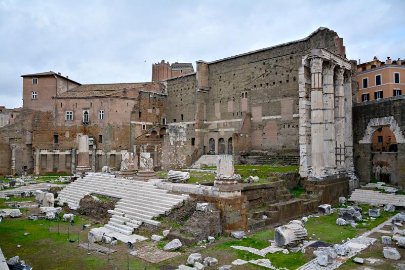 Foro di Traiano e Mercados, Roma, Italia, Dicas de viagem para Roma
