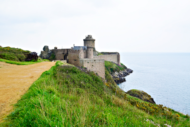 Fort la Latte, Haute Normandie, France - Alta Normandia, França