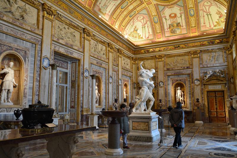 Museo e Galleria Borghese, Roma, Italia
