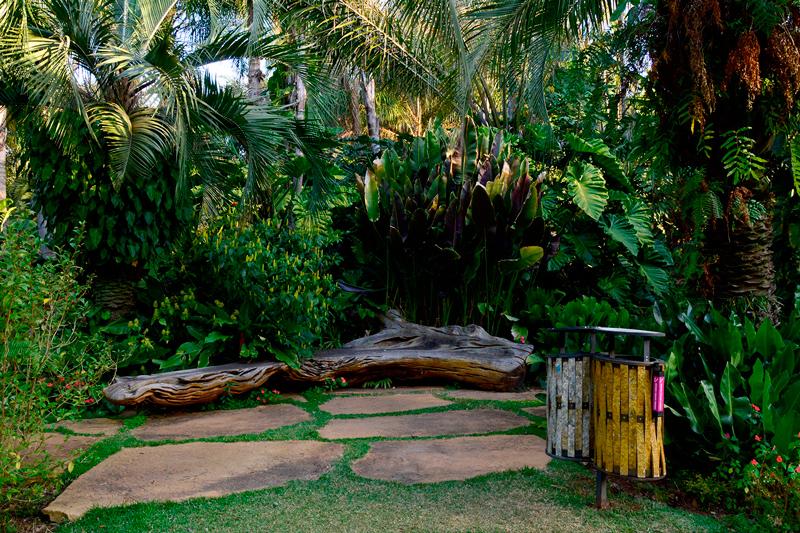 Jardim Veredas no Instituto Inhotim em Minas Gerais