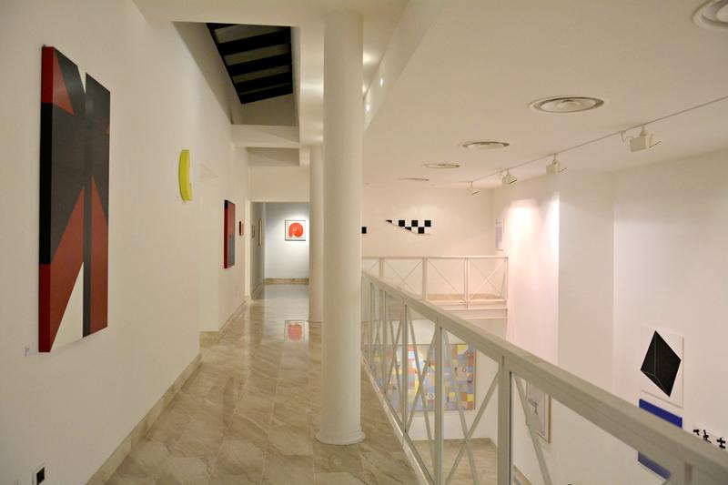 MACC, Museo d'Arte Contemporanea Calasetta, Calasetta, Isola di Sant'Antiocco, Sardegna, Italia - Sardenha