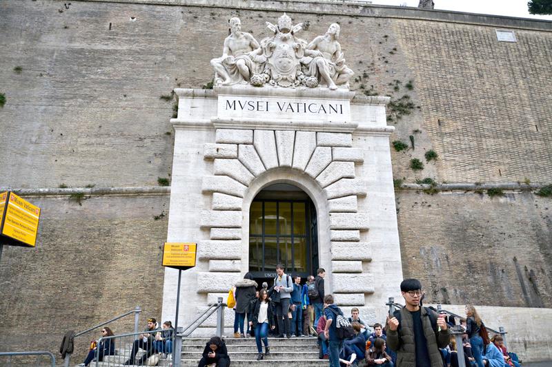Musei Vaticani, Vaticano, Italia - Museus do Vaticano
