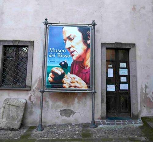 Museo del Bisso, Isola di Sant'Antiocco, Sardegna, Italia - Sardenha