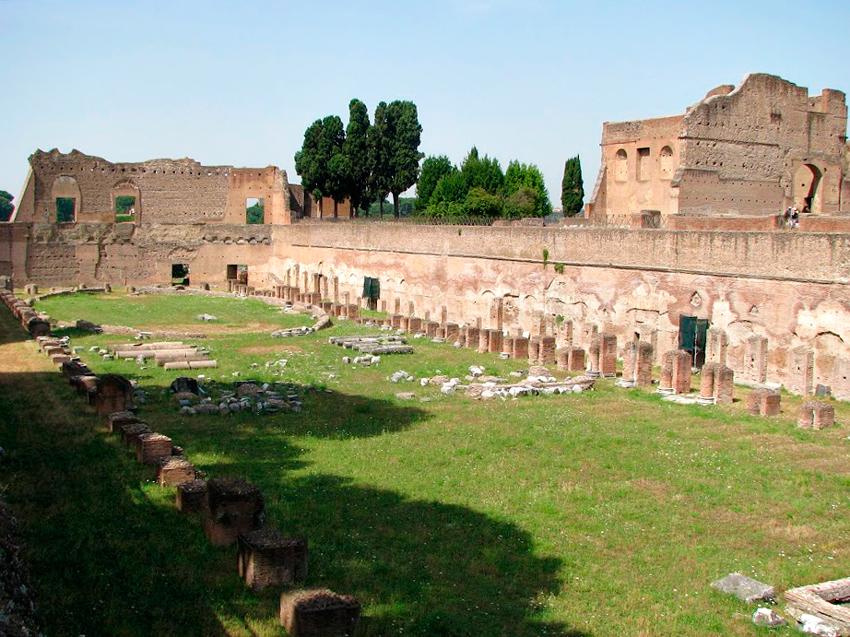 Palatin, Roma, Italia - Palatino