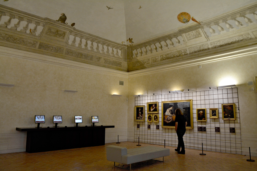Palazzo Barberini, Roma, Italia