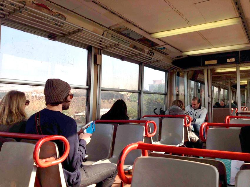 Trem para Scavi di Pompei, Italia - Sítio Arqueológico de Pompéia