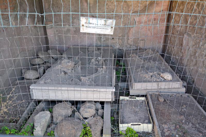 Scavi di Pompei, Italia - Sítio Arqueológico de Pompéia
