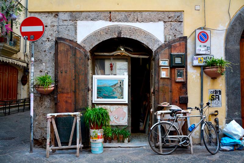 Centro Storico Dicas de Viagem a SALERNO NA ITÁLIA