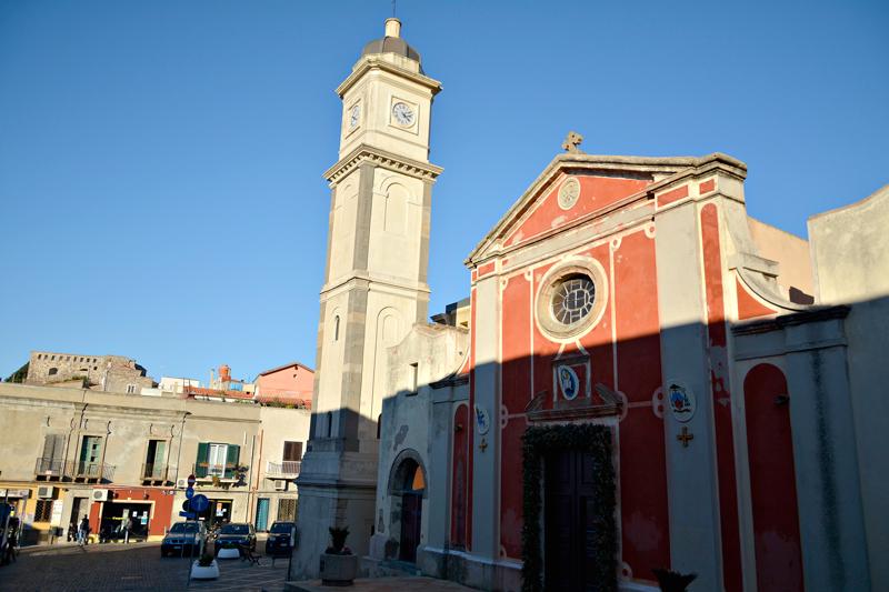 Basilica di Sant'Antioco Martire, Isola di Sant'Antiocco, Sardegna, Italia - Sardenha