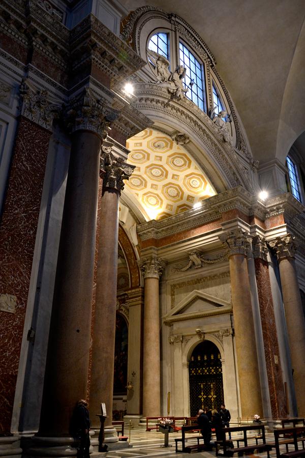 Santa Maria deli Angeli e dei Martiri, Roma, Italia