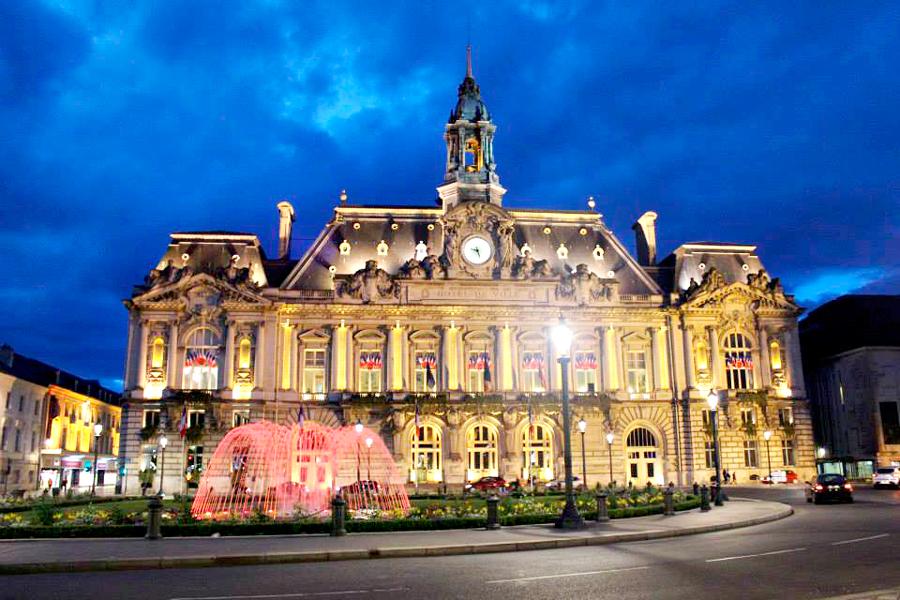 Tours, Centre, France - França