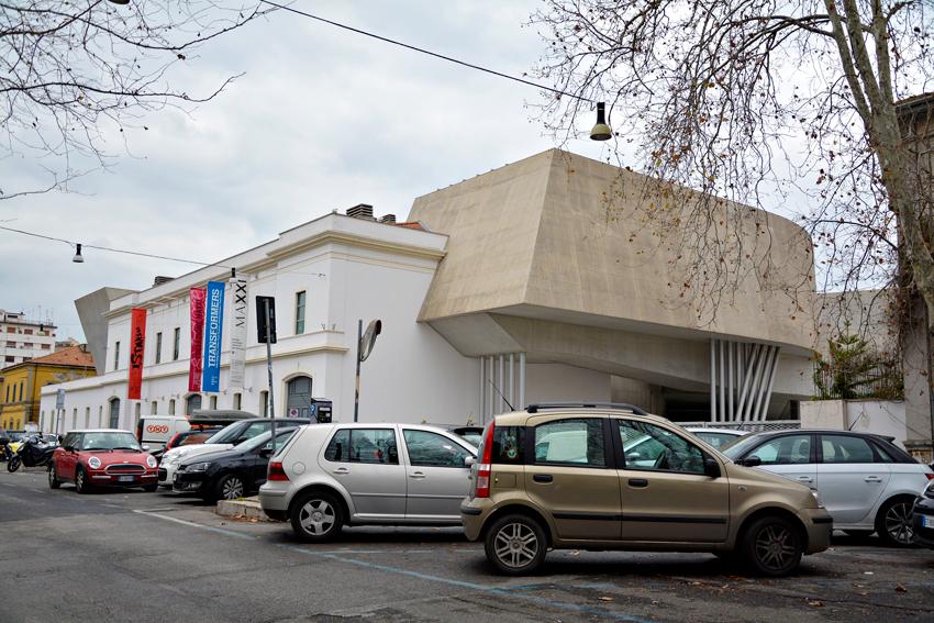 MAXXI - Museo Nazionale delle Arti del XXI Secolo, Roma, Italia