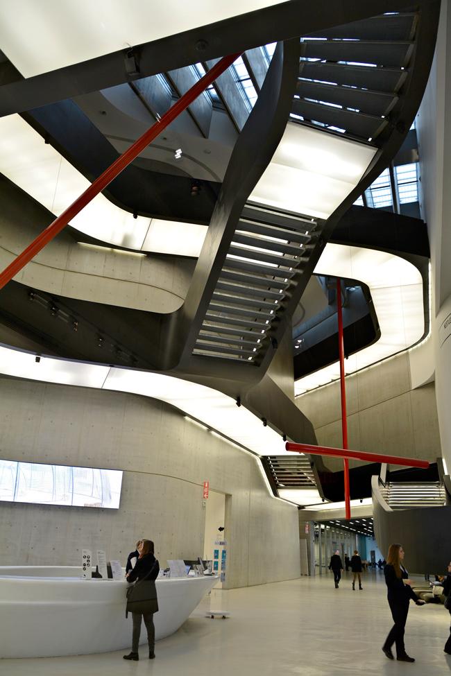 MAXXI - Museo Nazionale delle Arti del XXI Secolo, Roma, Italia, Dicas de viagem para Roma