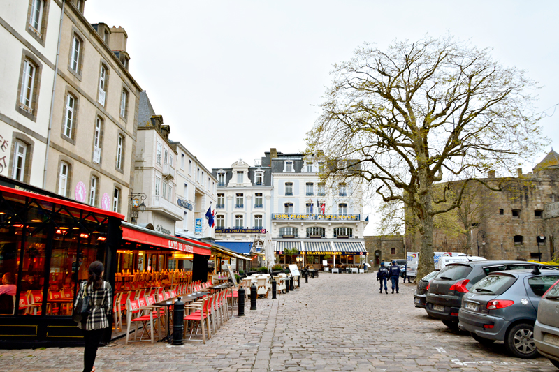 Saint Malo, Haute Normandie, France - Alta Normandia, França