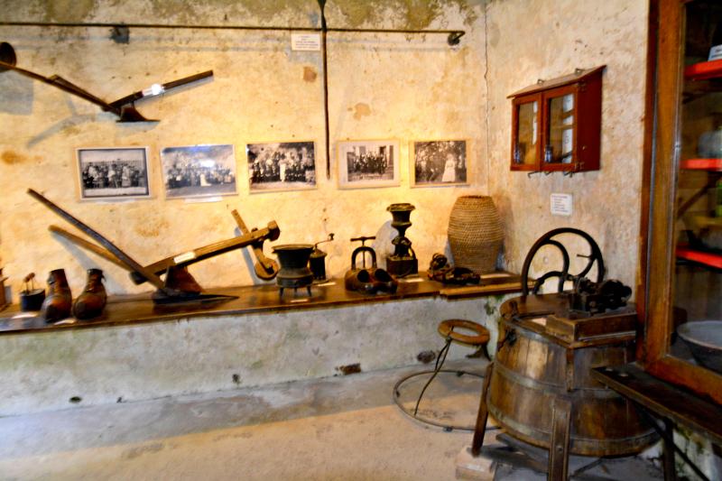 Village Troglodyte de Rochemenier PAYS DE LA LOIRE e CENTRE NA FRANÇA