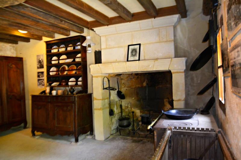Village Troglodyte de Rochemenier, Saumur, Pays de la Loire, France - França