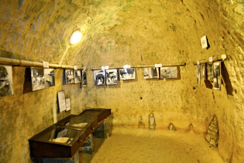 Village Troglodyte de Rochemenier em Saumur Viagem para PAYS DE LA LOIRE e CENTRE NA FRANÇA