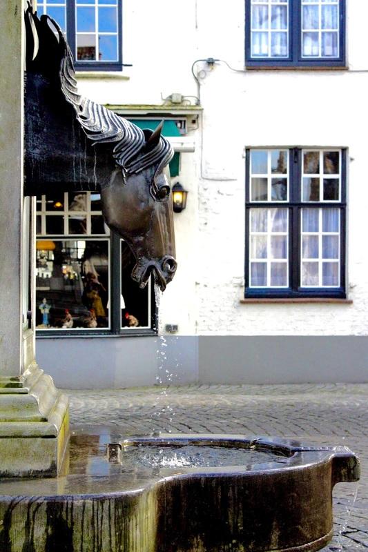 fonte Dicas de Viagem para Bruges do itinerário de viagem