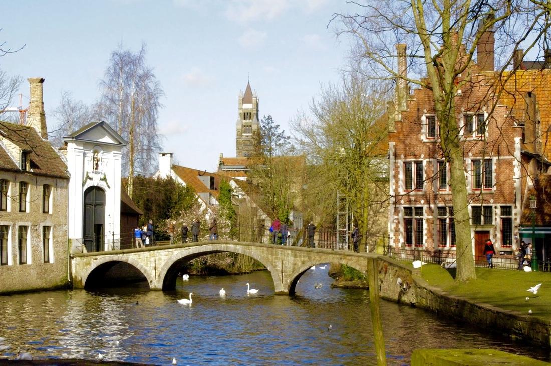canal Dicas de Viagem para Bruges