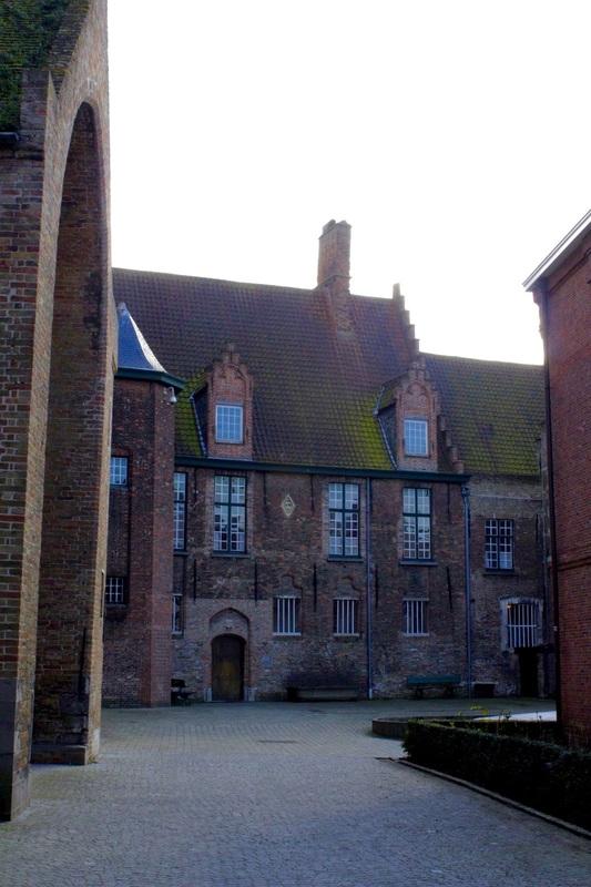 Brugge, Bruges, Belgica, Belgique, Belgium, Europa, Medieval, cidade medieval, medieval city, Memling in Sint-Jan