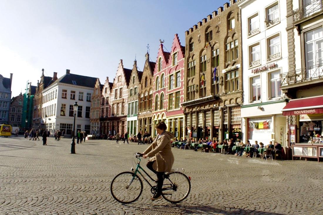 Grote Market Dicas de Viagem para Bruges