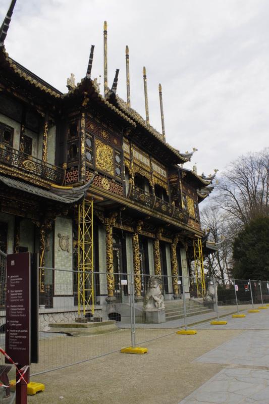 Musées d'Extrême-Orient Dicas de Viagem para quem tem pouco tempo em BRUXELAS