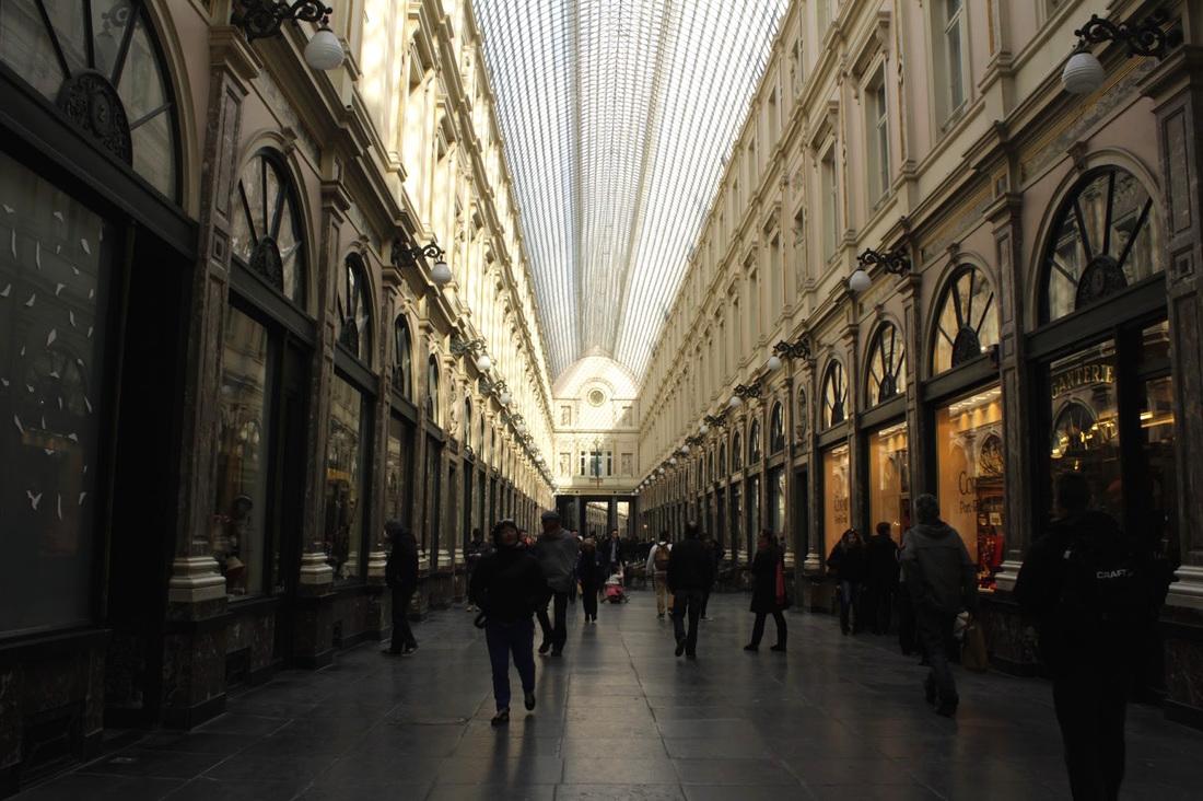 Galeries Royales Saint-Hubert Dicas de Viagem para quem tem pouco tempo em BRUXELAS