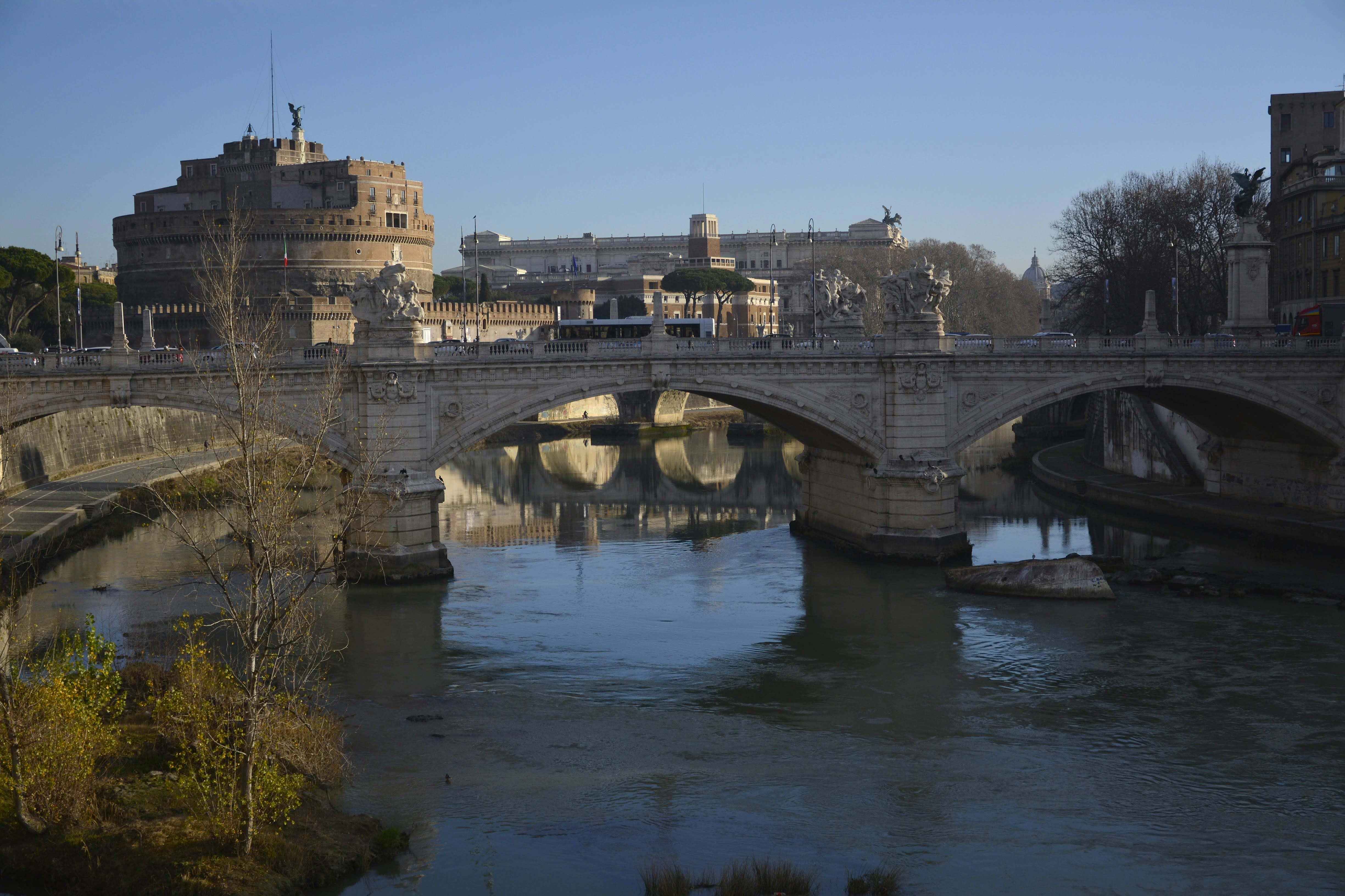 Roma, Italia, Italy, Castel Sant'Angelo
