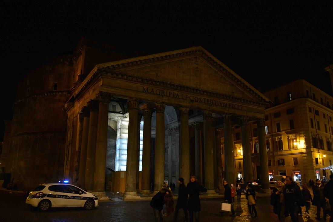 Roma, Italia, Italy, Pantheon, Panteão