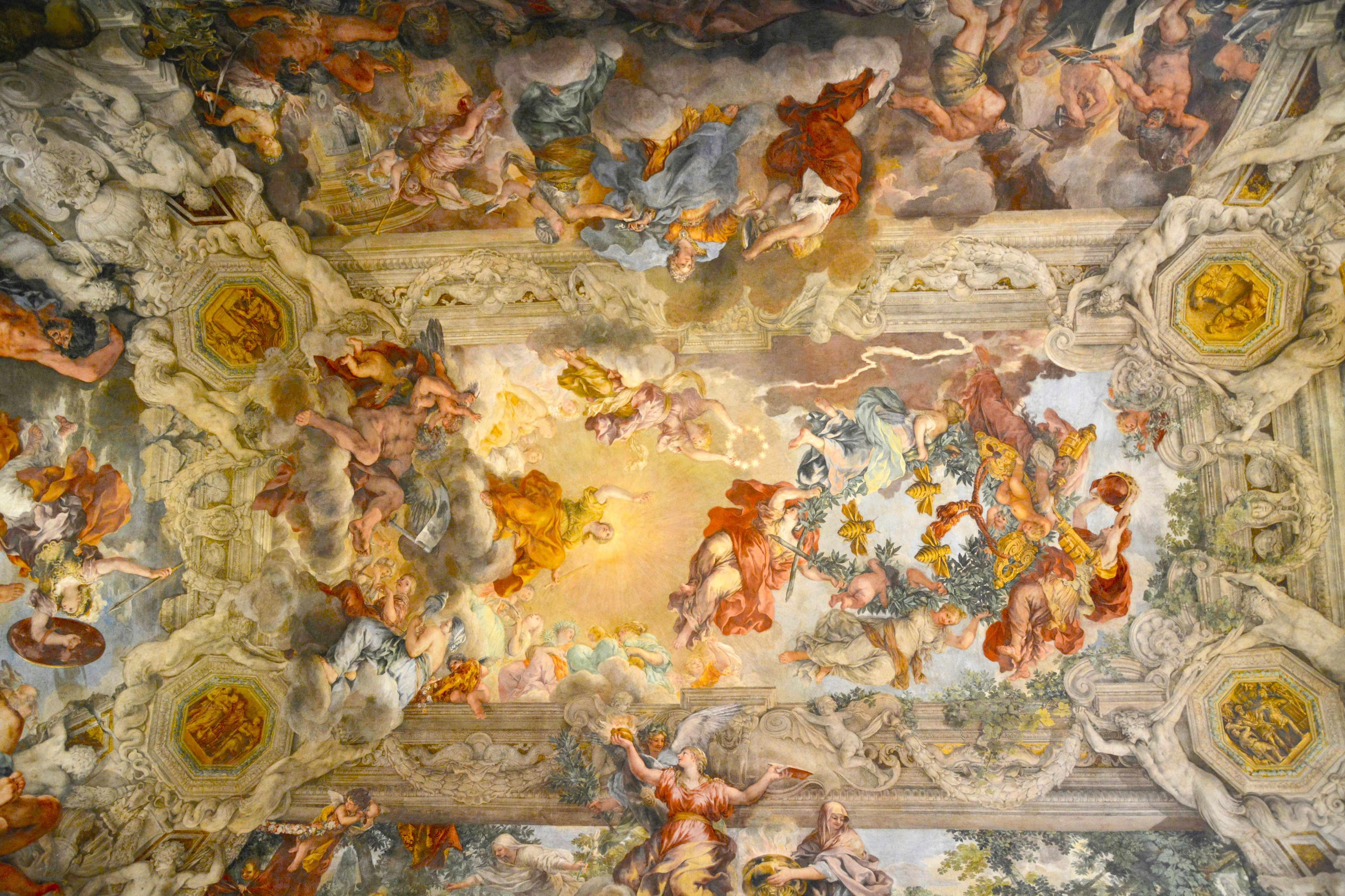 Palazzo Barberini, Roma, Italia, Italy