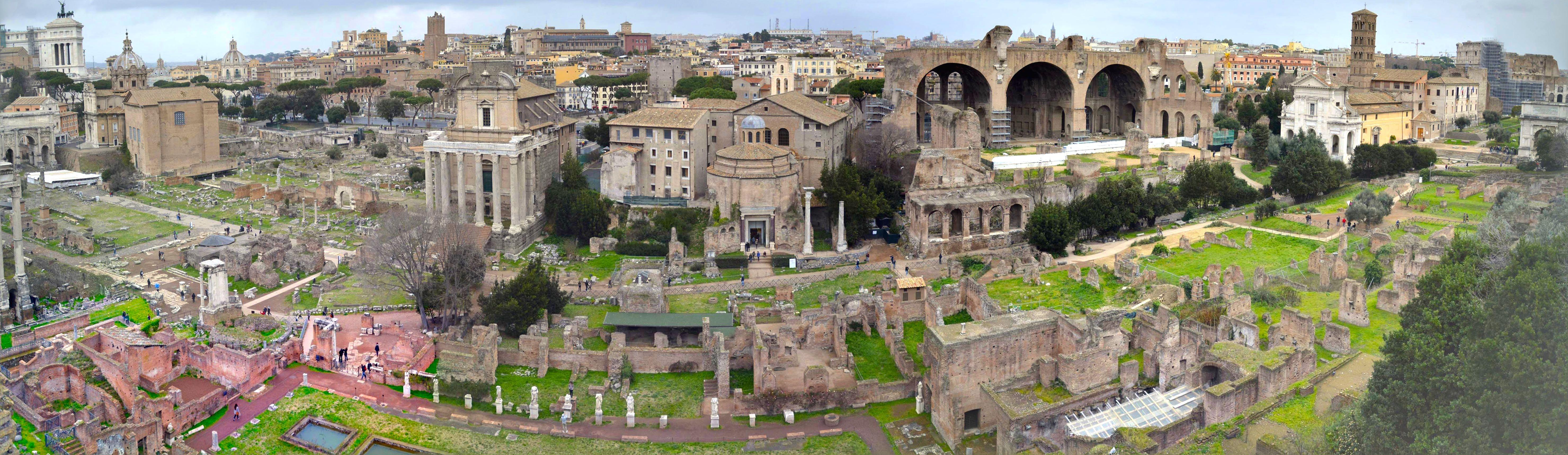 Italia, Italy, Roma, Foro Romanum, Forum Romano, Roman Forum