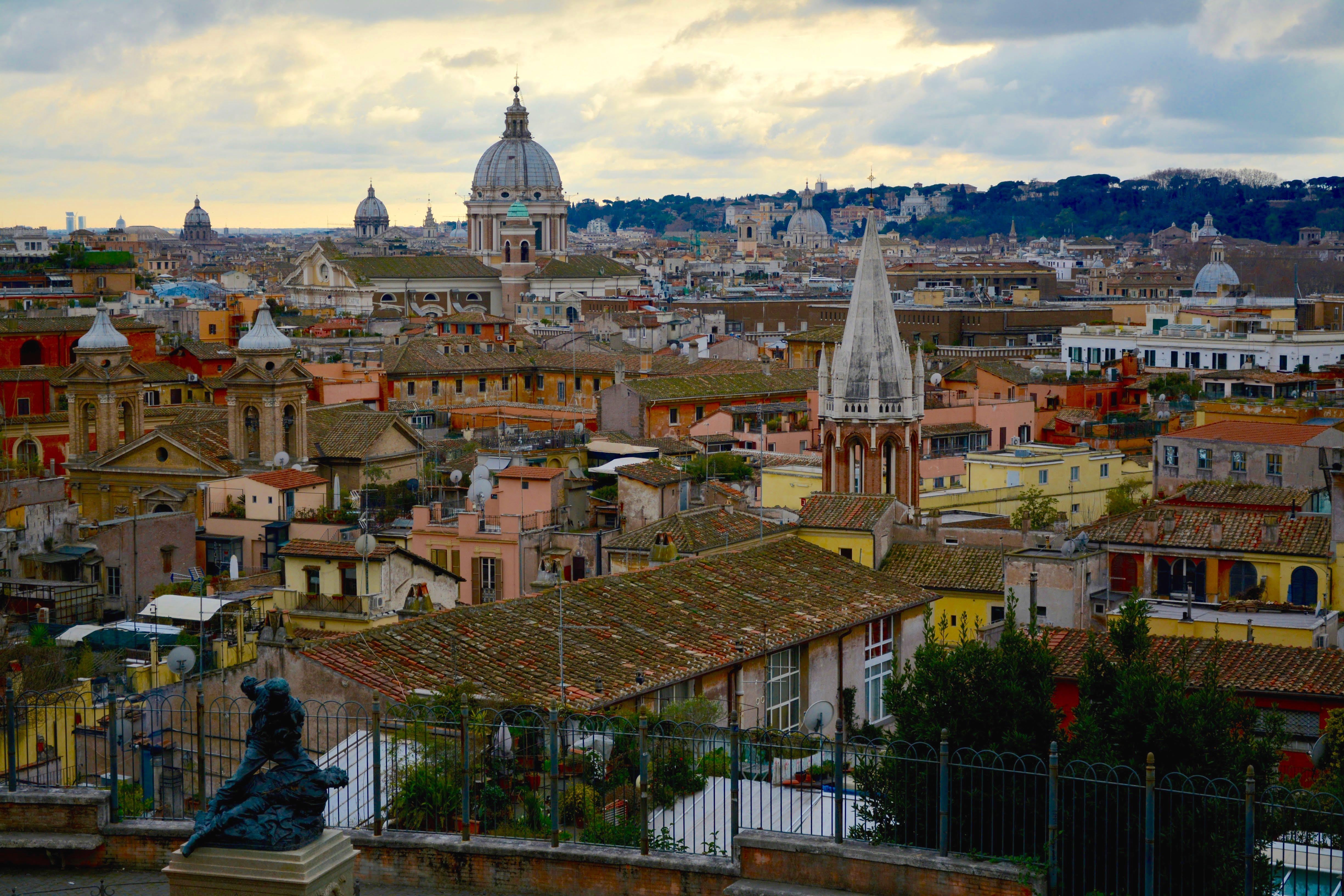 Italia, Italy, Roma, park, parque, Villa Borghese