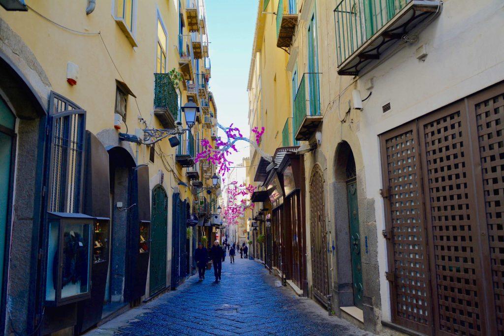 Dicas de Viagem | SALERNO, Itália : Itinerário de Viagem