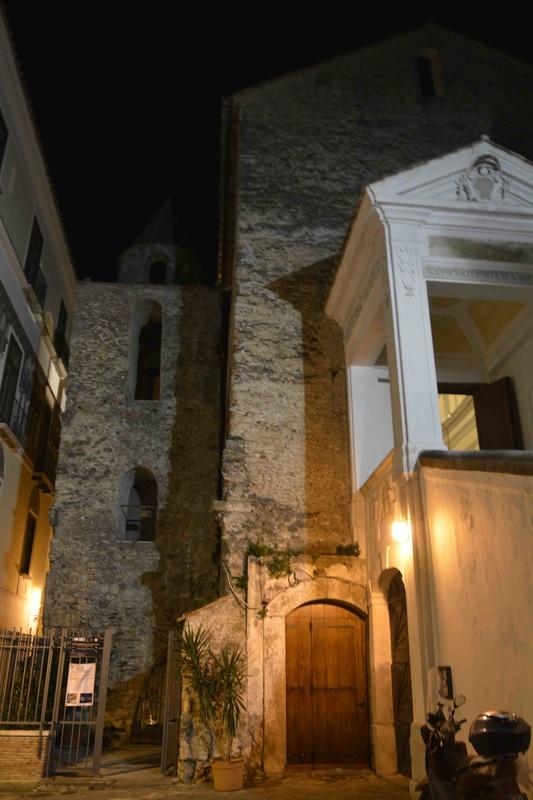Salerno, Italia, Italy, Centro Storico, Centro Histórico, litoral, coast, San Pietro a Corte
