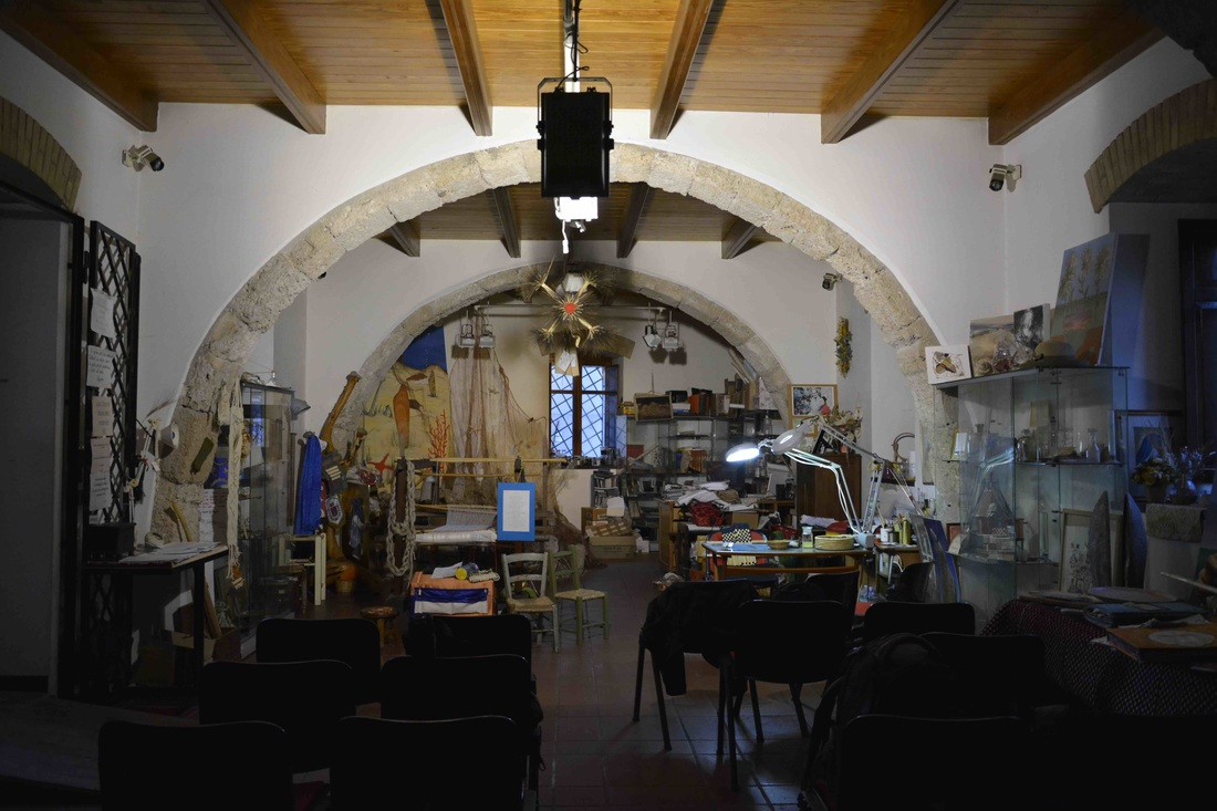 Sardegna, Sardenha, Italia, Italy, Isola di Sant'Antioco, Museo del Bisso, bisso, Museum, Museu, Chiara Vigo
