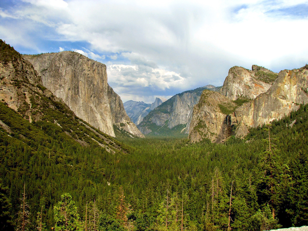 Yosemite National Parque, California, Estados Unidos