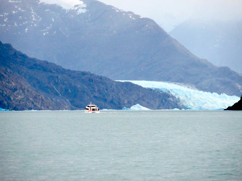 Glaciar Upsala, El Calafate, Patagonia Argentina, Argentina