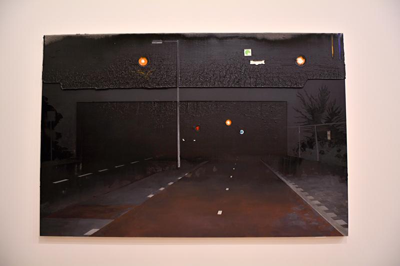 Rodrigo Andrade, Estação Pinacoteca, São Paulo, Brasil