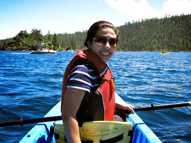 North Lake, Tahoe Lake, California - Lago Tahoe, Estados Unidos