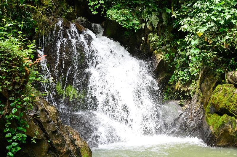 PETAR, Parque Estadual Turístico do Alto Ribeira, São Paulo, Brasil, Núcleo Santana, Cachoeira do Couto