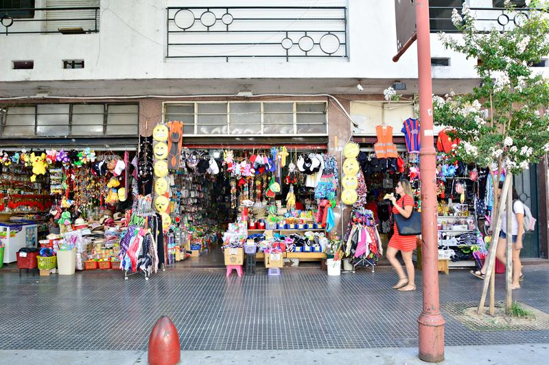 BUENOS AIRES: recoleta, palermo e villa crespo, Argentina - Bario Chino, Buenos Aires, Argentina