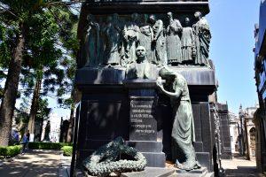 Cemeterio da Recoleta, Buenos Airfes, Argentina