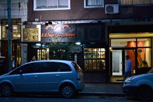 Empanadas, El Sanjuanino, Recoleta, Buenos Aires, Argentina