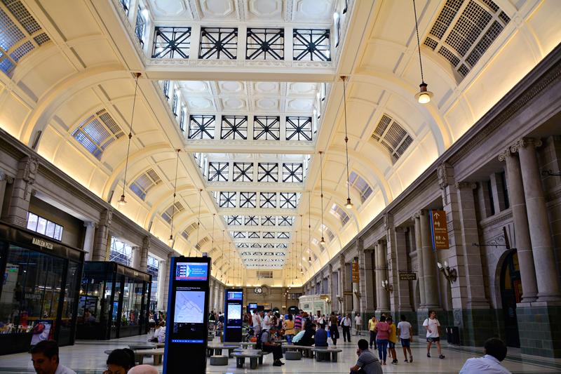 BUENOS AIRES: recoleta, palermo e villa crespo Estación Retiro