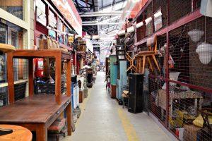 Mercado de las Pulgas, Colegiales, Buenos Aires, Argentina