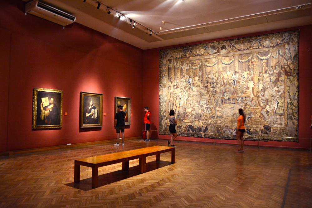 Museo de Bellas Artes, Buenos Aires, Argentina