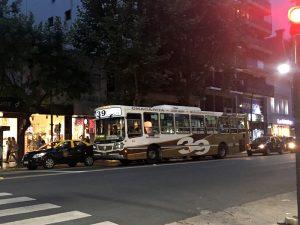 Ônibus, coletivo, Buenos Aires, Argentina