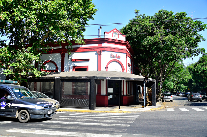 BUENOS AIRES: recoleta, palermo e villa crespo, Argentina - Villa Crespo, Buenos Aires, Agentina