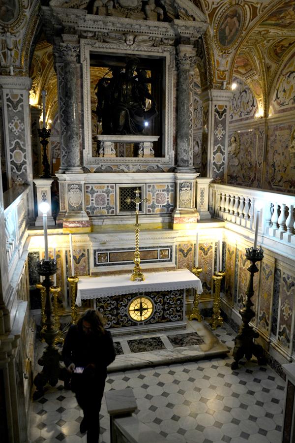 Cattedrale di Salerno, Cattedrale di Sao Matteo Dicas de Viagem a SALERNO NA ITÁLIA